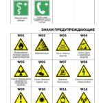 znaki meditsinskie